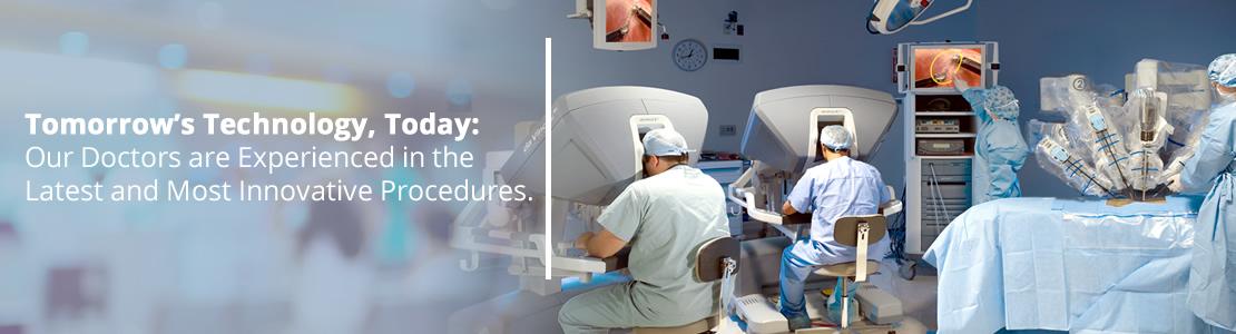 Leaders In Da Vinci Robotic Prostatectomy Uro Surg Associates